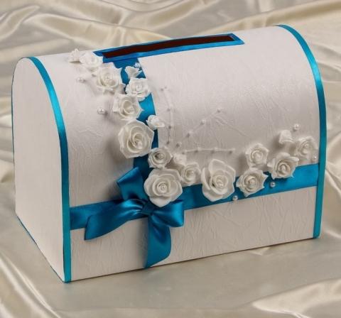 бирюзовая свадьба украшения фото