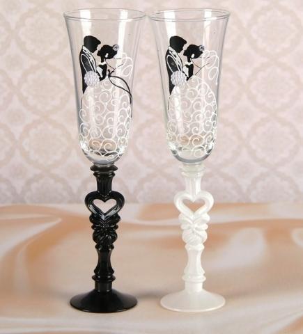 бокалы жених и невеста купить