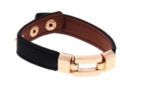 кожаный браслет купить