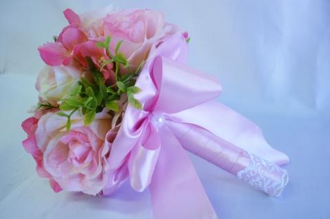 букет дублер розовые  пионы купить