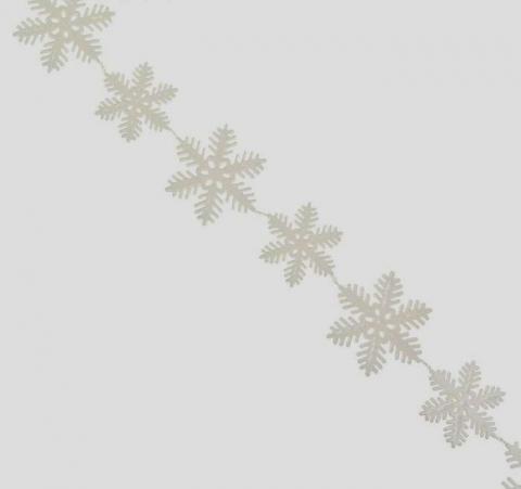снежинки на елку фото