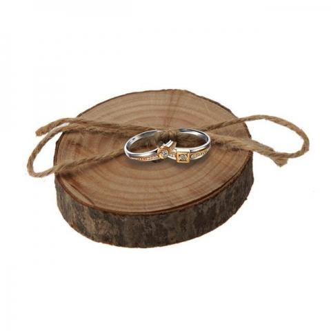 деревянные коробочки для колец на свадьбу