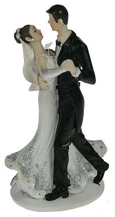 фигурка на свадебный торт, свадебные фигурки