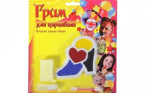 карнавальный грим, грим купить, грим на хеллоуин, грим для карнавала