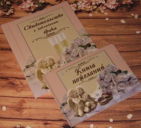 свадебные ангелочки фото