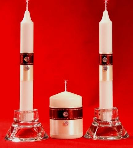 комплект свечей домашний очаг купить недорого