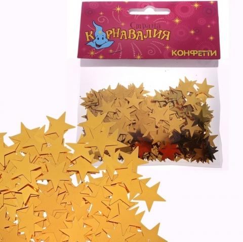 конфетти золотистое, конфетти золотое