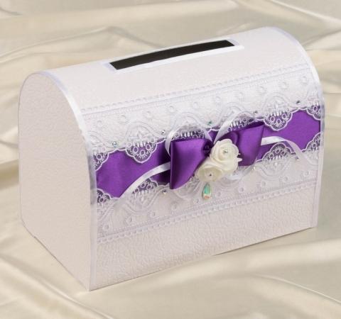 сундучок фиолетовый фото