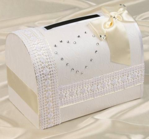 айвори свадебный сундук купить