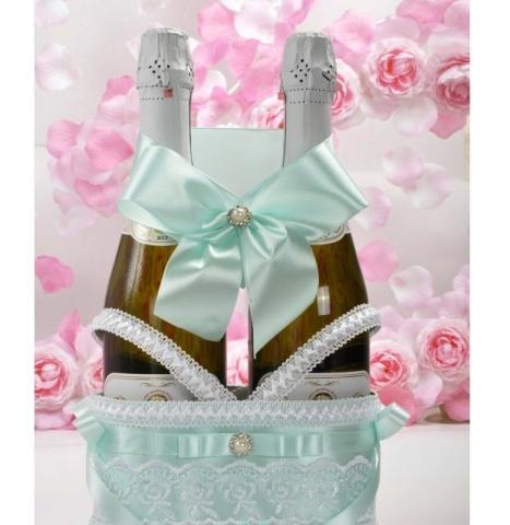корзиночка для шампанского тиффани купить