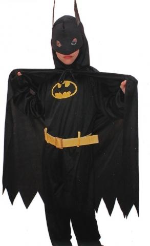 детский карнавальный костюм бэтмена