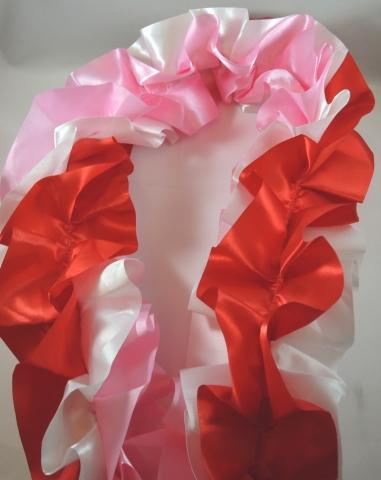 красный-белый цвета на свадьбе