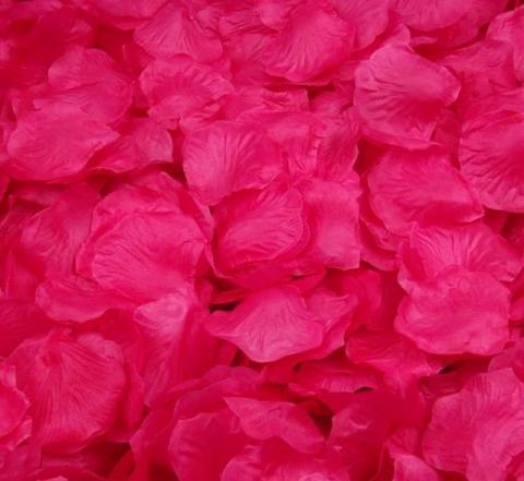 лепестки роз малиновые купить