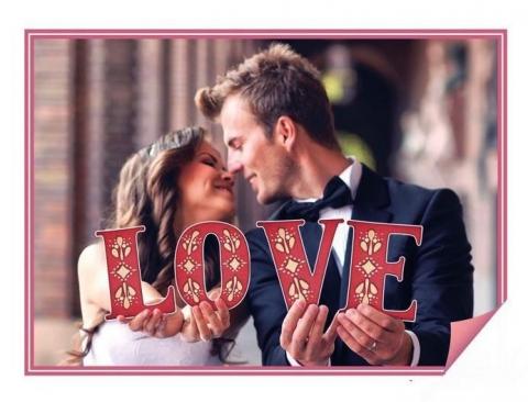 love для свадьбы