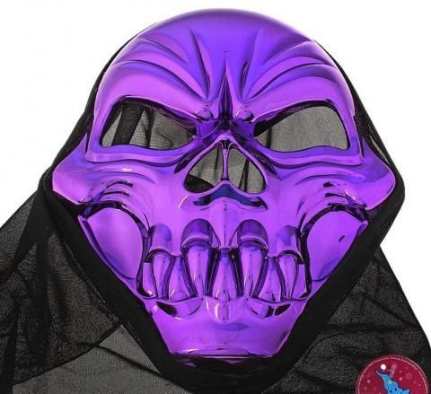 маска череп
