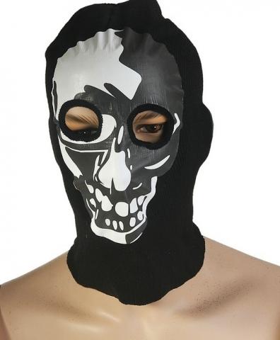 маска шапка ужас тьмы