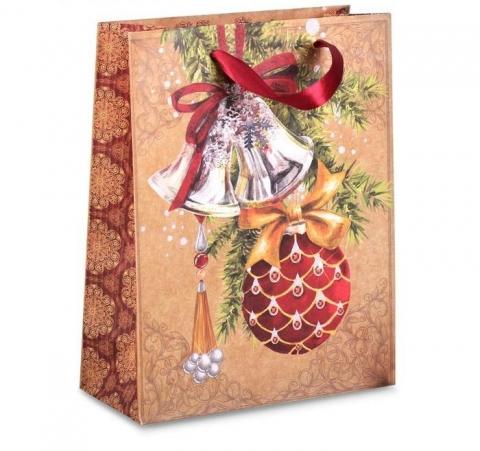 новогодние подарочные пакеты купить