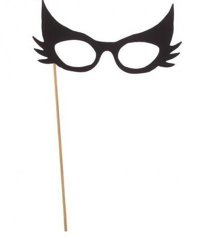 очки кошка для фото
