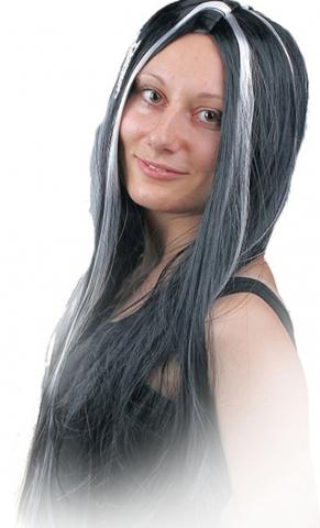 парик утопленницы, парик черной вдовы, парик приведения