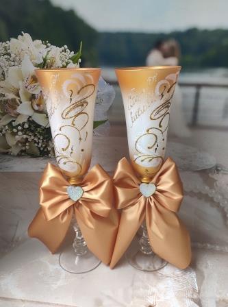 подарок на золотую свадьбу фото