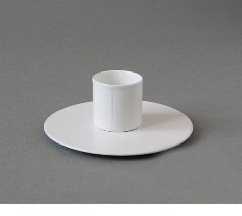 подсвечник для высокой тонкой свечи фото