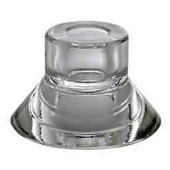 подсвечник для тонкой свечи стекло купить