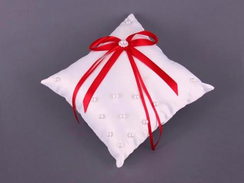 подушечка для колец на свадьбу, свадебные подушечки