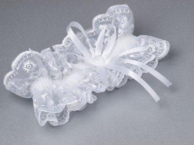 подвязка свадебная, подвязка невесты