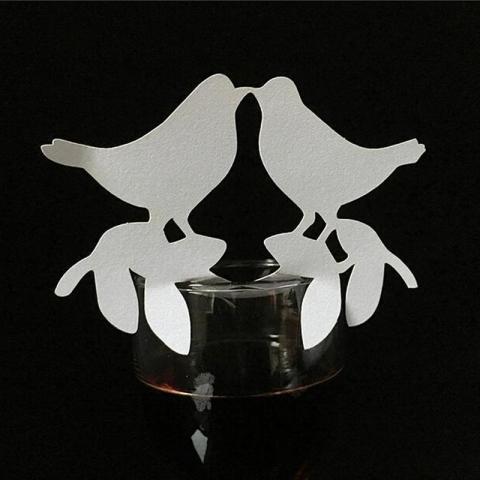 украшения для свадебного стола на бокалы фото