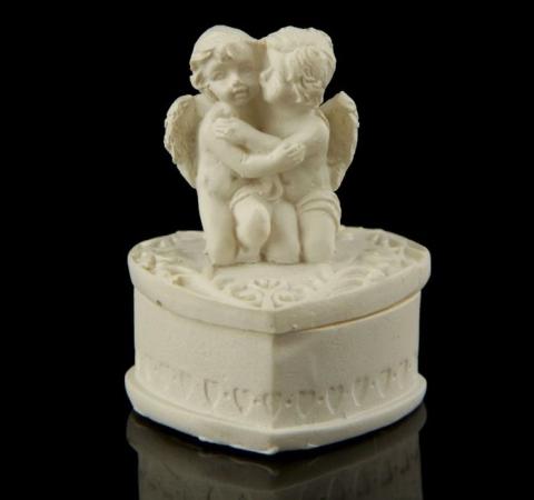 шкатулка ангел фото