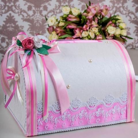 сундучки розовые купить