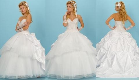 пышное свадебное платье, самое самое свадебное платье