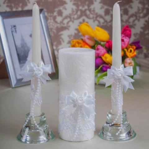 свадебный очаг белый купить