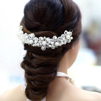 украшения для свадебной прически купить
