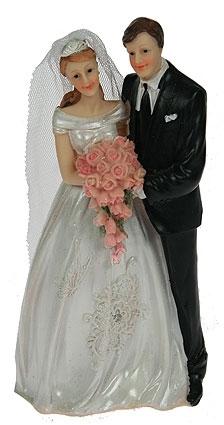 фигурки на свадебный торт, свадебные фигурки, фигурки на торт, фигурки молодожены