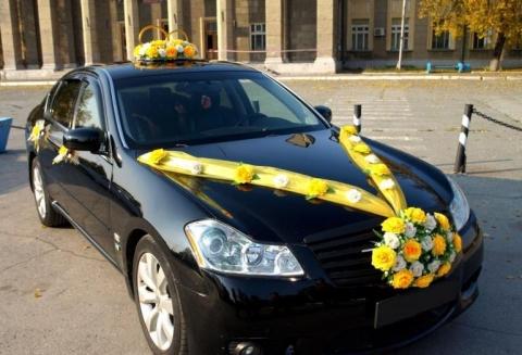 желтый комплект на машину купить