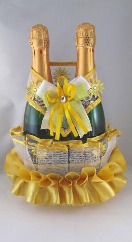 золотые украшения на свадьбу фото