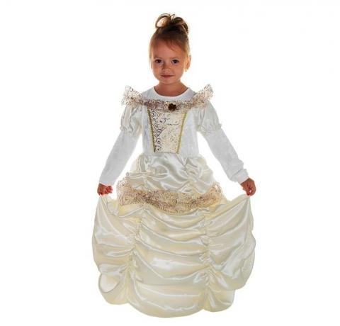 платье золушки 5-7 лет