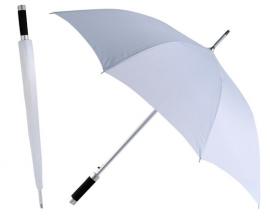 свадебный зонт трость