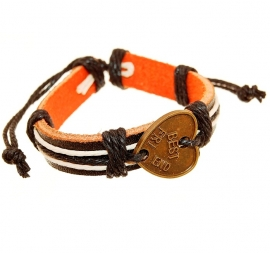 женские кожаные браслеты купить