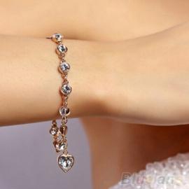 браслет невесы сердечки фото
