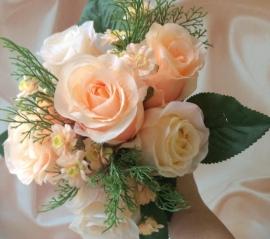 чайные розы букет дублер