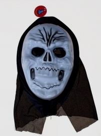 маска череп улыбашка