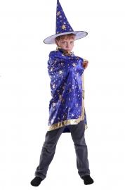 костюм волшебника детский