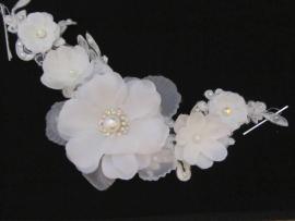 цветочный гибкий гребень фото