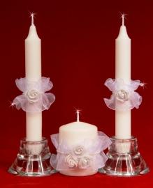 комплект свечей домашний очаг купить
