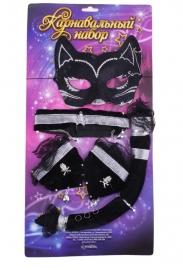 костюм кошечки черной