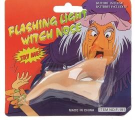 нос ведьмы, накладной нос ведьмы
