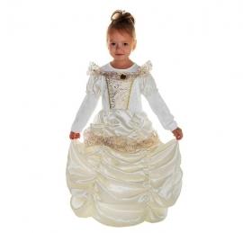 платье золушки белое
