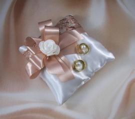 свадебные украшения пудровые фото